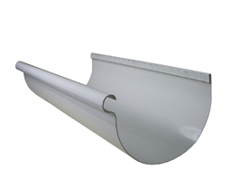 Half Round Gutters Round Downspouts Variety Of Options
