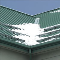 Gutter Accessories Downspout Fasteners Scew In Hangers